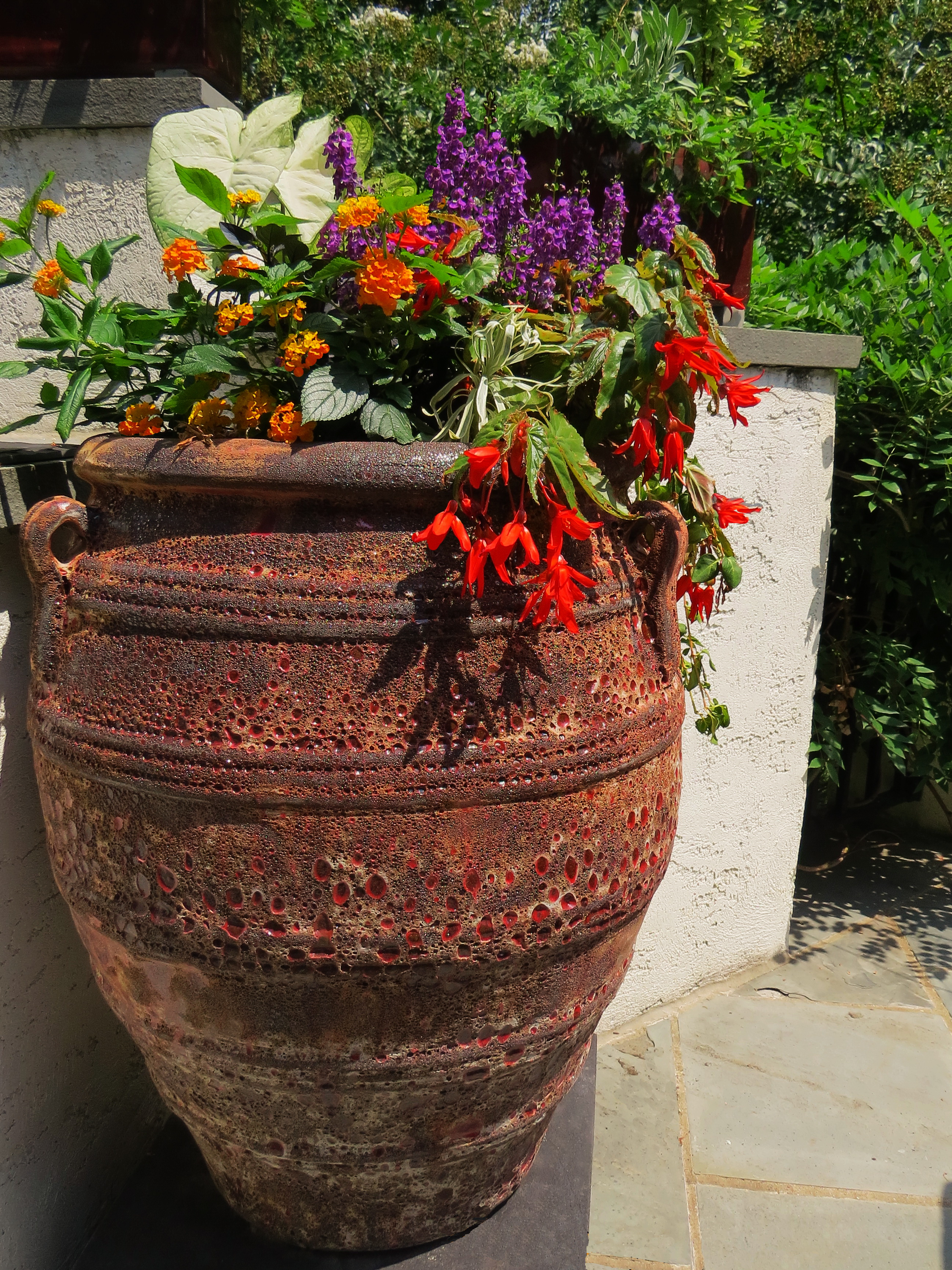 Container Gardens & Planters - Stenger Landscaping